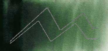 MIJELLO ACUARELA ARTIST MISSION GOLD CLASS VERDE GRIS - GREEN GREY ( PG36, PBR7, PW6 - LF.5 -  SEMI OPACO) SERIE A Nº 540