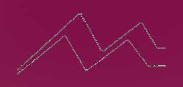DALER-ROWNEY CARTÓN PASSE-PARTOUT ALMA BLANCA 1,4 MM - PLUM MURANO Nº 607