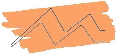 KURETAKE ZIG CLEAN COLOR REAL BRUSH ROTULADOR ACUARELABLE ORANGE FLUORESCENT Nº 002