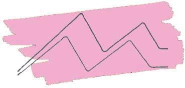 KURETAKE ZIG CLEAN COLOR REAL BRUSH ROTULADOR ACUARELABLE PINK FLUORESCENT Nº 003