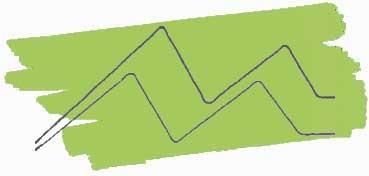 KURETAKE ZIG CLEAN COLOR REAL BRUSH ROTULADOR ACUARELABLE LIGHT GREEN Nº 041