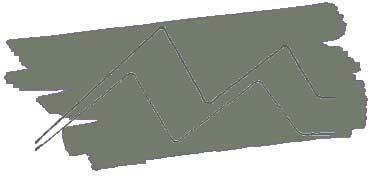 KURETAKE ZIG CLEAN COLOR REAL BRUSH ROTULADOR ACUARELABLE GREEN GRAY Nº 093