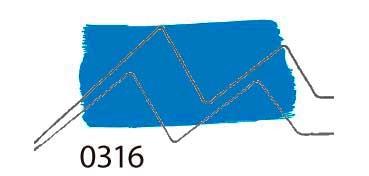 LIQUITEX PAINT MARKER FINO AZUL FTALO (SOMBRA VERDE) Nº 0316
