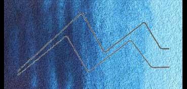 ACUARELA ST. PETERSBURG WHITE NIGHTS GODET COMPLETO - SERIE A - AZUL LASUR / VERDE JADE Nº 519