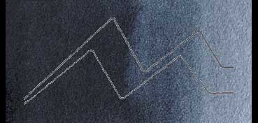 ACUARELA ST. PETERSBURG WHITE NIGHTS GODET COMPLETO - SERIE A - GRIS DE PAYNE Nº 812
