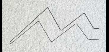 ACUARELA ST. PETERSBURG WHITE NIGHTS GODET COMPLETO - SERIE A - BLANCO DE ZINC Nº 100