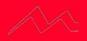 DECOART AMERICANA ACRÍLICO NEÓN ROJO ARDIENTE (FIERY RED) DHS4