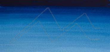 WINSOR & NEWTON ACUARELA COTMAN MEDIO GODET AZUL PRUSIA - PRUSSIAN BLUE - Nº 538