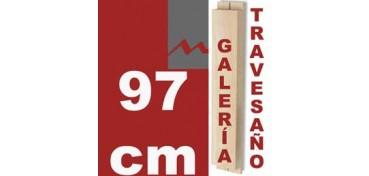 TRAVESAÑO PARA BASTIDOR GALERÍA 3D (46 X 17) - 97 CM