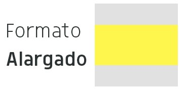 BASTIDOR ESTUDIO 46 X 17 ALGODÓN Nº2 (GRANO FINO) 80 X 40 (ÓLEO/ACRÍLICO)