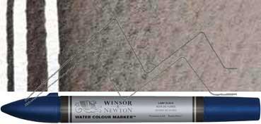 WINSOR & NEWTON ROTULADOR ACUARELA NEGRO DE HUMO - SERIE 1 - Nº 337