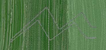 WINSOR & NEWTON ÓLEO WINTON TONO VERDE CROMO (CHROME GREEN HUE) (145) TUBO Nº  11