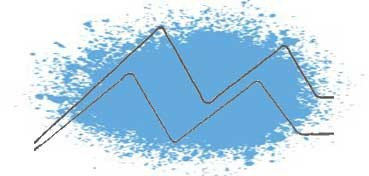 LIQUITEX SPRAY ACRÍLICO - PROFESSIONAL SPRAY PAINT - AZUL FTALOCIANINA 7 (TONO ROJO) (PHTHALO BLUE 7 (RED SHADE)) SERIE 1 Nº 7316