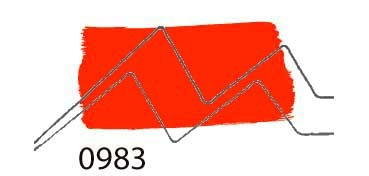 LIQUITEX PAINT MARKER ANCHO ROJO FLUO Nº 0983
