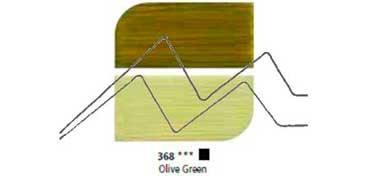 DALER ROWNEY ÓLEO FINO GRADUATE OLIVE GREEN Nº 368
