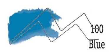 DALER ROWNEY TINTAS AL AGUA PARA LINÓLEO - XILOGRAFÍA AZUL - BLUE Nº 100