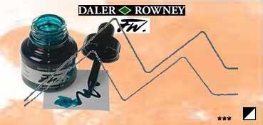 DALER ROWNEY TINTA ACRÍLICA LÍQUIDA FW ARTIST TINTA CARNE (FLESH TINT) Nº 578