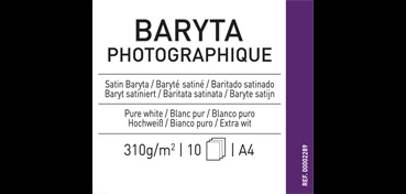 CANSON INFINITY BARYTA PHOTOGRAPH 310G