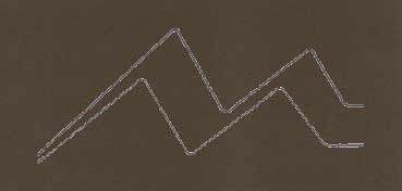 DALER-ROWNEY CARTÓN PASSE-PARTOUT ALMA BLANCA 1,4 MM - CHOCOLATE MURANO Nº 629
