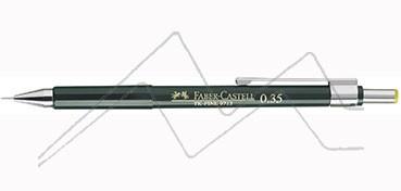 LÁPIZ PORTAMINAS FABER-CASTELL TK-FINE 9713 - 0.3 MM - HB
