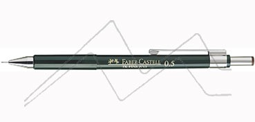 LÁPIZ PORTAMINAS FABER-CASTELL TK-FINE 9713 - 0.5 MM - HB