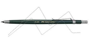 LÁPIZ PORTAMINAS FABER-CASTELL TK 4600 0.2 MM - HB