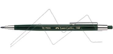 LÁPIZ PORTAMINAS FABER-CASTELL TK 9500 2 MM - HB