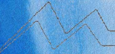 OLD HOLLAND ACUARELA CLÁSICA LACA AZUL (BLUE LAKE) Nº 229 SERIE 2