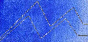 OLD HOLLAND ACUARELA CLÁSICA AZUL ULTRAMAR OSCURO (ULTRAMARINE BLUE DEEP) Nº 244 SERIE 1