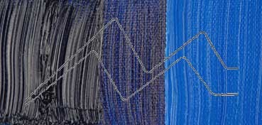 WINSOR & NEWTON ÓLEO WINTON AZUL FTALOCIANINA (PHTHALO BLUE) (516) TUBO Nº  30