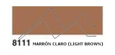 JAVANA PINTURA PARA SEDA MARRÓN CLARO (LIGHT BROWN) RFA.K8111