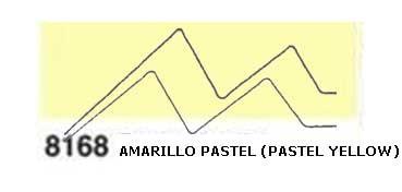 JAVANA PINTURA PARA SEDA AMARILLO PASTEL (PASTEL YELLOW) RFA.K8168