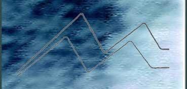 DERWENT LÁPIZ TINTED CHARCOAL MOUNTAIN BLUE