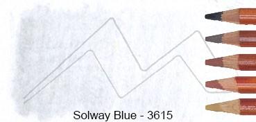 DERWENT DRAWING LÁPIZ DE DIBUJO SOLWAY BLUE 3615