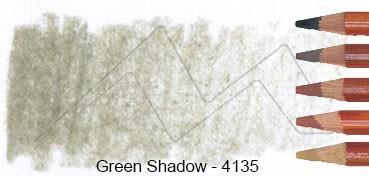 DERWENT DRAWING LÁPIZ DE DIBUJO GREEN SHADOW 4135
