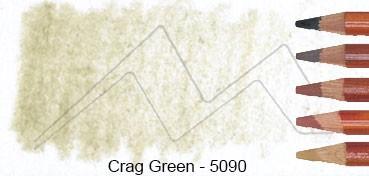 DERWENT DRAWING LÁPIZ DE DIBUJO CRAG GREEN 5090
