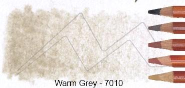 DERWENT DRAWING LÁPIZ DE DIBUJO WARM GREY 7010