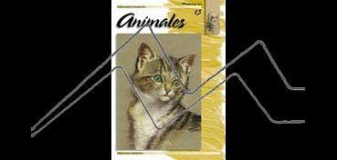 LIBROS DE TECNICAS ARTÍSTICAS LEONARDO Nº 13 ANIMALES