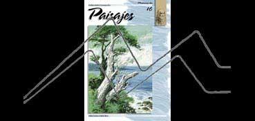 LIBROS DE TECNICAS ARTÍSTICAS LEONARDO Nº 16 PAISAJES