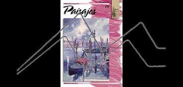 LIBROS DE TECNICAS ARTÍSTICAS LEONARDO Nº 19 PAISAJES
