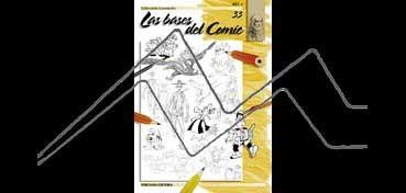 LIBROS DE TECNICAS ARTÍSTICAS LEONARDO Nº 35 LAS BASES DEL CÓMIC VOL. III