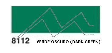 JAVANA PINTURA PARA SEDA VERDE OSCURO (DARK GREEN) RFA.K8112
