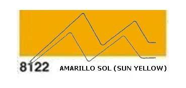 JAVANA PINTURA PARA SEDA AMARILLO SOL (SUN YELLOW) RFA.K8122