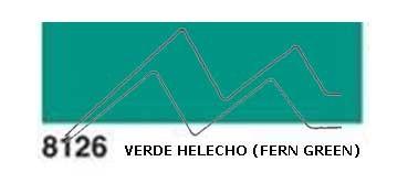 JAVANA PINTURA PARA SEDA VERDE HELECHO (FERN GREEN) RFA.K8126