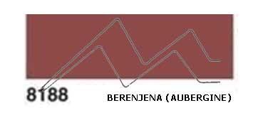 JAVANA PINTURA PARA SEDA BERENJENA (AUBERGINE) RFA.K8188