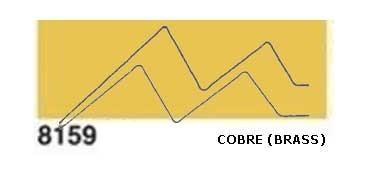 JAVANA PINTURA PARA SEDA COBRE (BRASS) RFA.K8159