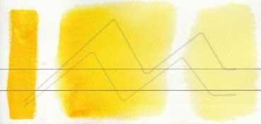 AQUARIUS ROMAN SZMAL EXTRA FINE WATERCOLOR - HANSA YELLOW MEDIUM - SERIE 2 - Nº 206