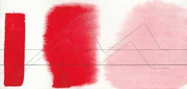 AQUARIUS ROMAN SZMAL EXTRA FINE WATERCOLOR - PYRROLE RED - SERIE 2 - Nº 210