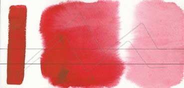 AQUARIUS ROMAN SZMAL EXTRA FINE WATERCOLOR - AZO RED - SERIE 2 - Nº 211