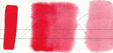 AQUARIUS ROMAN SZMAL EXTRA FINE WATERCOLOR - PERMANENT RED - SERIE 3 - Nº 322